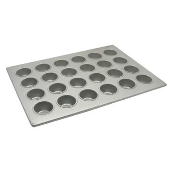 78256 - Chicago Metallic - 45245-524D - (24) 2 1/16 in Muffin Pan Product Image
