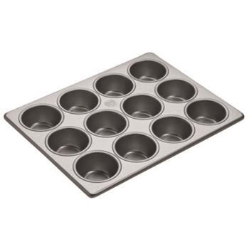 85871 - Focus Foodservice - 905045 - (12) 2 3/4 in Muffin Pan Product Image