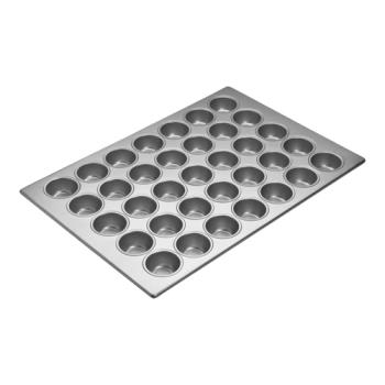 85846 - Focus Foodservice - 905575 - (35) 2 3/4 in Cupcake Pan Product Image