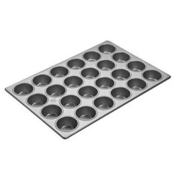 FCP905605 - Focus Foodservice - 905605 - (24) 2 3/4 in Cupcake Pan Product Image