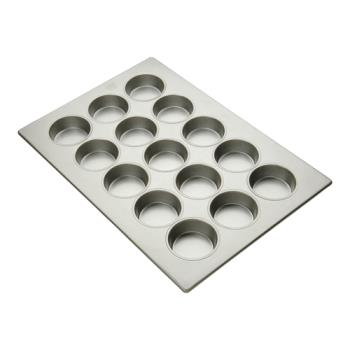 FCP907005 - Focus Foodservice - 907005 - (15) 3 11/16 in Pecan Roll Pan Product Image