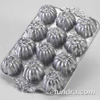 NRW53502 - Nordic Ware - 53502 - (12) Commercial Grade Pumpkin Baking Pan Product Image