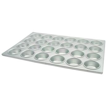 78258 - Winco - AMF-24 - (24) 2 3/4 in Muffin Pan Product Image