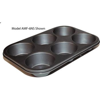 WINAMF6NS - Winco - AMF-6NS - (6) 3 1/2 in Muffin Pan Product Image