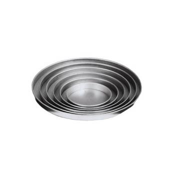 AMMA4004 - American Metalcraft - A4004 - Mini Straight Sided Aluminum Pizza Pan Product Image