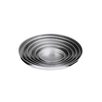 75857 - American Metalcraft - A4014 - 14 in x 1 in Deep Pizza Pan Product Image