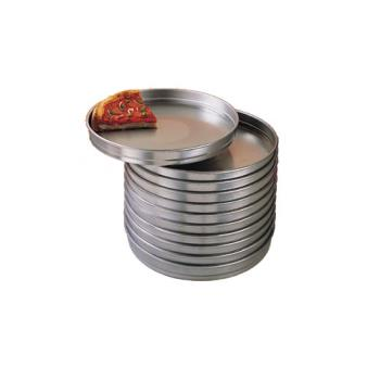 AMMHA5107 - American Metalcraft - HA5107 - 7 in x 1 1/2 in Stackable Pizza Pan Product Image