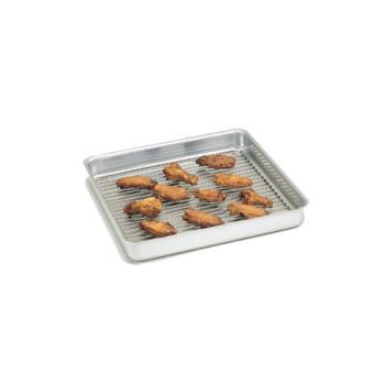 AMMSQ1015 - American Metalcraft - SQ1015 - 10 in x 10 in x 1 1/2 in Deep Dish Pan Product Image