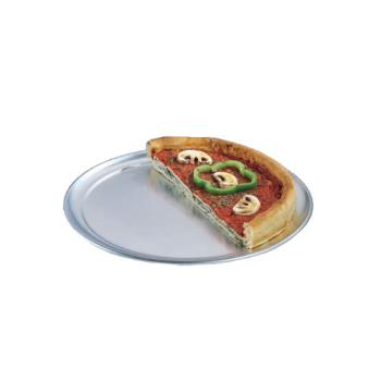 AMMTP9 - American Metalcraft - TP9 - 9 in Wide Rim Aluminum Pizza Pan Product Image
