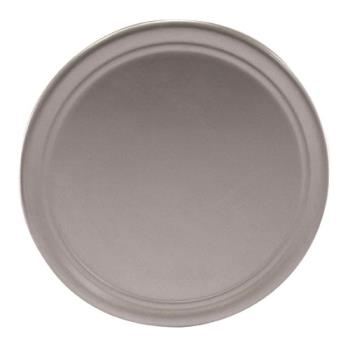 85532 - Winco - APZT-12 - 12 in Wide Rim Aluminum Pizza Pan Product Image