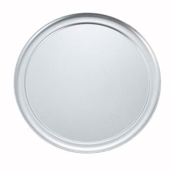 WINAPZT13 - Winco - APZT-13 - 13 in Wide Rim Aluminum Pizza Pan Product Image