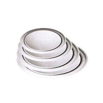WINAPZT15 - Winco - APZT-15 - 15 in Wide Rim Aluminum Pizza Pan Product Image