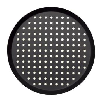 86646 - Carlson Products - PI-14PP-HC - 14 in Perforated Aluminum Pizza Pan Product Image