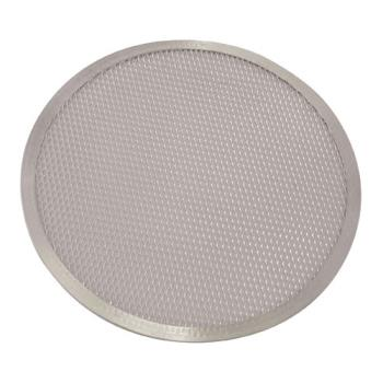 85512 - Winco - APZS-12 - 12 in Aluminum Pizza Screen Product Image