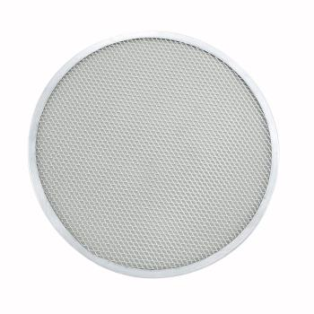 85514 - Winco - APZS-14 - 14 in Aluminum Pizza Screen Product Image