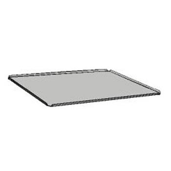 CDOOQFSP - Cadco - OQFSP - Fourth Size Sheet Pan Product Image