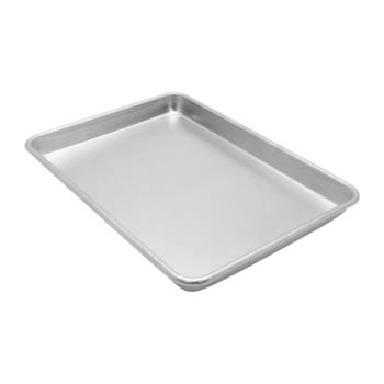 78249 - Vollrath - 5220 - 1/4 Size Wear-Ever® 16 Gauge Aluminum Sheet Pan Product Image