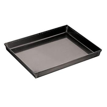 WOR4174565 - World Cuisine - 41745-65 - 17 3/4 in x 25 1/2 in Blue Steel Baking Sheet Product Image