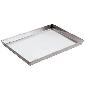 WOR4175165 - World Cuisine - 41751-65 - 17 3/4 in x 25 1/2 in Aluminized Baking Sheet Product Image