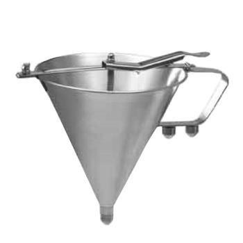 51560 - Winco - SF-7 - 7 1/2 in x 8 1/4 in Confectionery Funnel Product Image