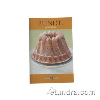 NRW70000A - Nordic Ware - 70000A - Bundt Original Cookbook Product Image