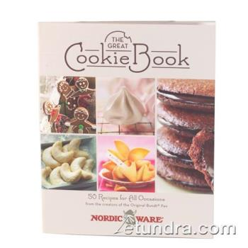 NRW70050 - Nordic Ware - 70050 - The Great Cookie Book Product Image
