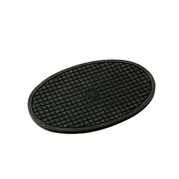 AMMTRVO85 - American Metalcraft - TRVO85 - 8 3/4 in Oval Silicone Trivet Product Image