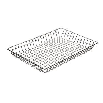 WINDB1218 - Winco - DB-1218 - 12 in x 18 in Donut Basket Product Image