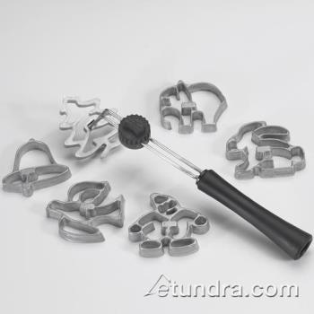 NRW01206 - Nordic Ware - 01206 - All Seasons Rosette Cookie Cutters Product Image