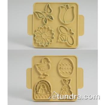 NRW01330 - Nordic Ware - 01330 - Spring Celebrations Cookie Cutter Sheet Product Image