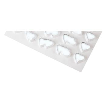 76467 - World Cuisine - 47675-51 - (45) Hearts Cookie Cutter Sheet Product Image