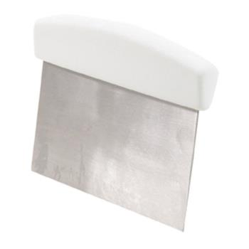 85211 - Crestware - PDS63 - 6 in Dough Scraper Product Image