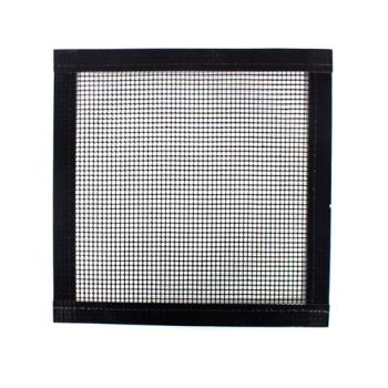 61258 - Commercial - 12 In x 12 In Black Non-Stick Mesh Screen Product Image