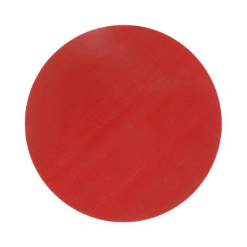 61259 - Commercial - 13 In Red Non-Stick Circle Mat Product Image