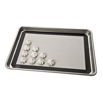 FCP90SBM1216 - Focus Foodservice - 90SBM1216 - Half Size Silicone Baking Mat Product Image