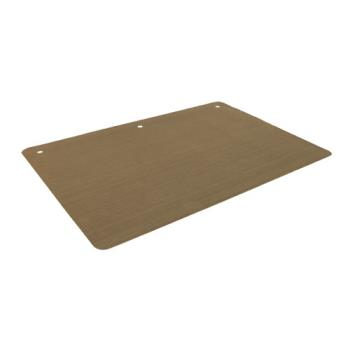 85841 - Winco - SBS-16 - Half Size Silicone Baking Mat Product Image