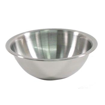 78770 - Crestware - MBP00 - 3/4 qt Stainless Steel Mixing Bowl Product Image