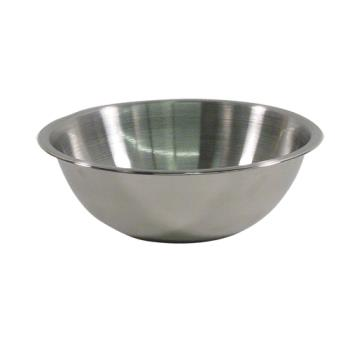 78772 - Crestware - MBP03 - 3 qt Stainless Steel Mixing Bowl Product Image
