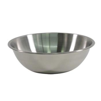 78774 - Crestware - MBP08 - 8 qt Stainless Steel Mixing Bowl Product Image