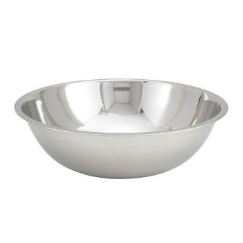WINMXB1600Q - Winco - MXB-1600Q - 16 qt Stainless Steel Mixing Bowl Product Image