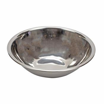 78703 - Winco - MXB-400Q - 4 qt Stainless Steel Mixing Bowl Product Image