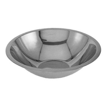 78705 - Winco - MXB-800Q - 8 qt Stainless Steel Mixing Bowl Product Image
