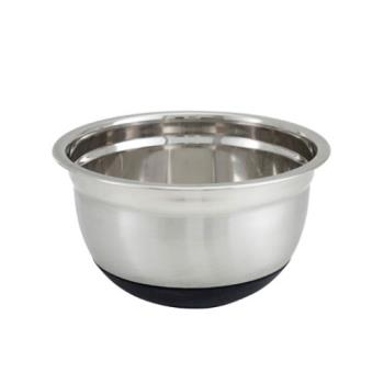 WINMXRU150 - Winco - MXRU-150 - 1 1/2 qt Mixing Bowl With Silicone Base Product Image
