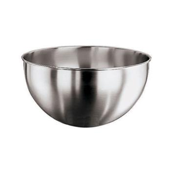 WOR1195132 - World Cuisine - 11951-32 - 10 qt Stainless Steel Mixing Bowl Product Image
