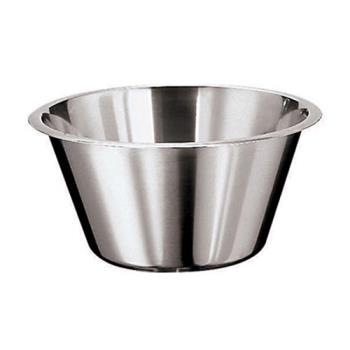WOR1258040 - World Cuisine - 12580-40 - 18 qt Stainless Steel Mixing Bowl Product Image