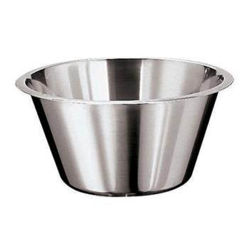 WOR1258045 - World Cuisine - 12580-45 - 26 1/2 qt Stainless Steel Mixing Bowl Product Image