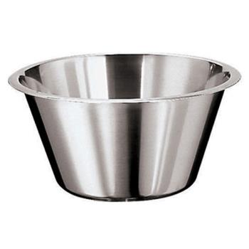 WOR1258050 - World Cuisine - 12580-50 - 35 qt Stainless Steel Mixing Bowl Product Image