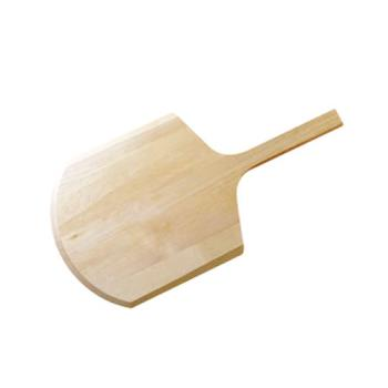 85547 - American Metalcraft - 2414 - 14 in x 15 in Wood Pizza Peel Product Image