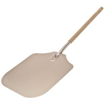 85548 - American Metalcraft - 3714 - 14 in x 16 in Aluminum Pizza Peel Product Image