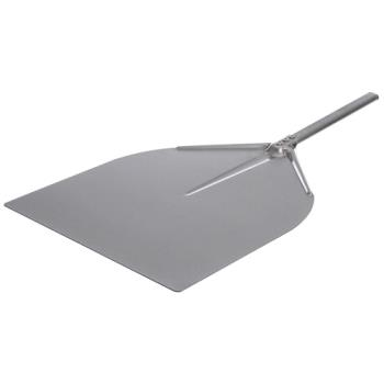 AMMITP1713 - American Metalcraft - ITP1713 - 17 1/2 in x 18 1/2 in Aluminum Pizza Peel Product Image